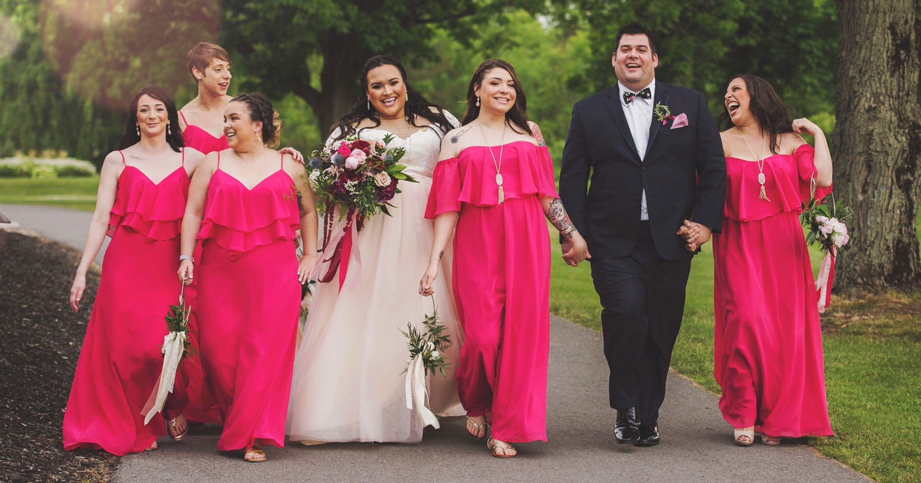 Bridal Body Positivity & A Gorgeous Gown Make For Style Success.