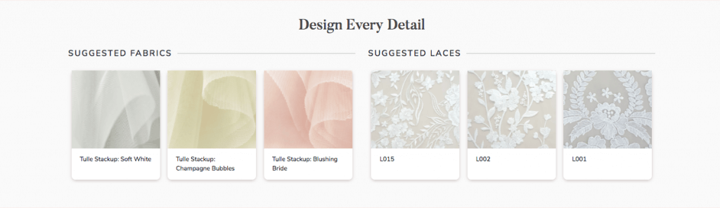Design Every Detail.