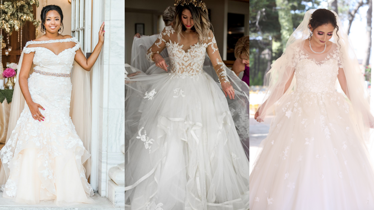 Our Favorite Tiered Gowns from Anomalie Bespoke Brides