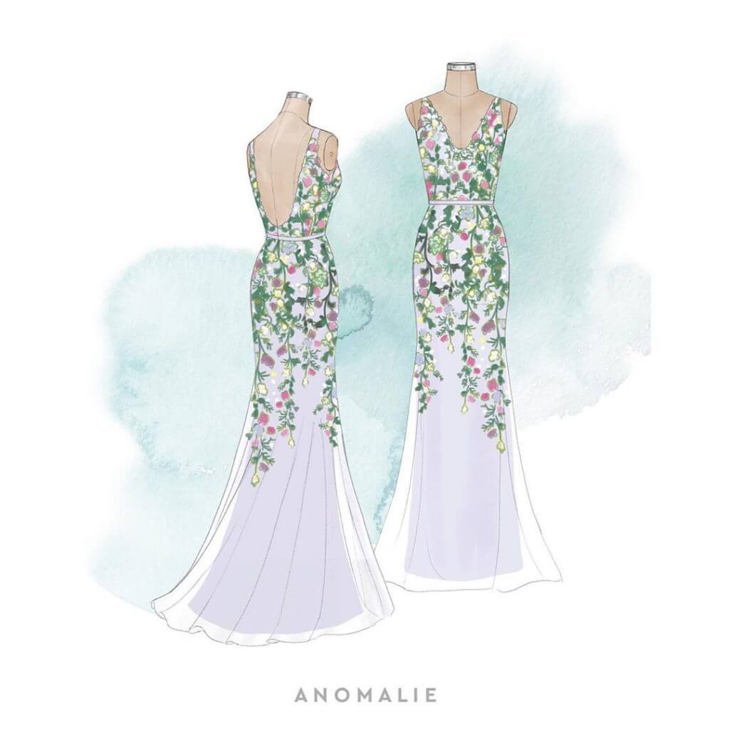 Lilac & Orchid 5