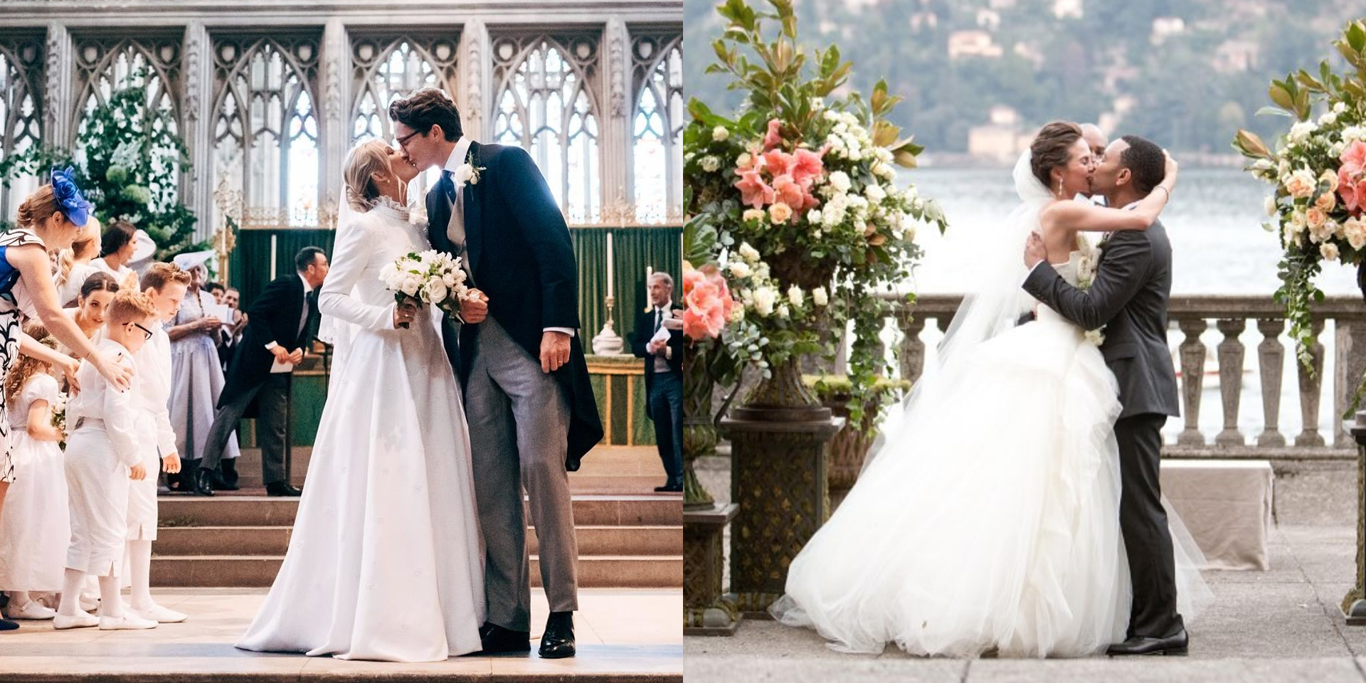 Iconic Brides Who Wore More Than One Wedding Gown