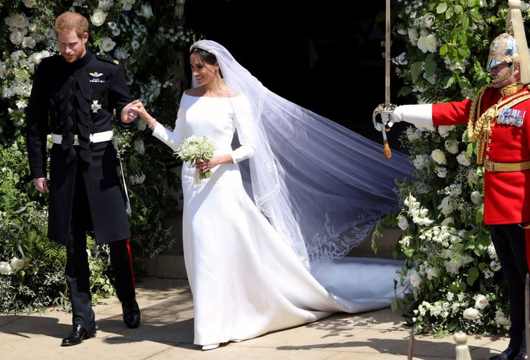 Anomalie Gives The Royal Wedding Dress Treatment To All Brides-to-be!